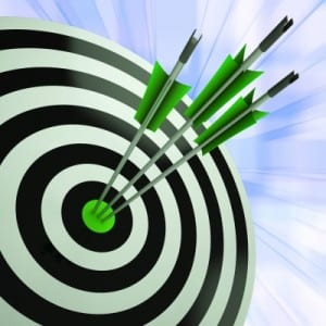 Right on Target; Niche strategy