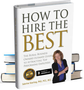 How to Hire the Best, Dr. Sabrina