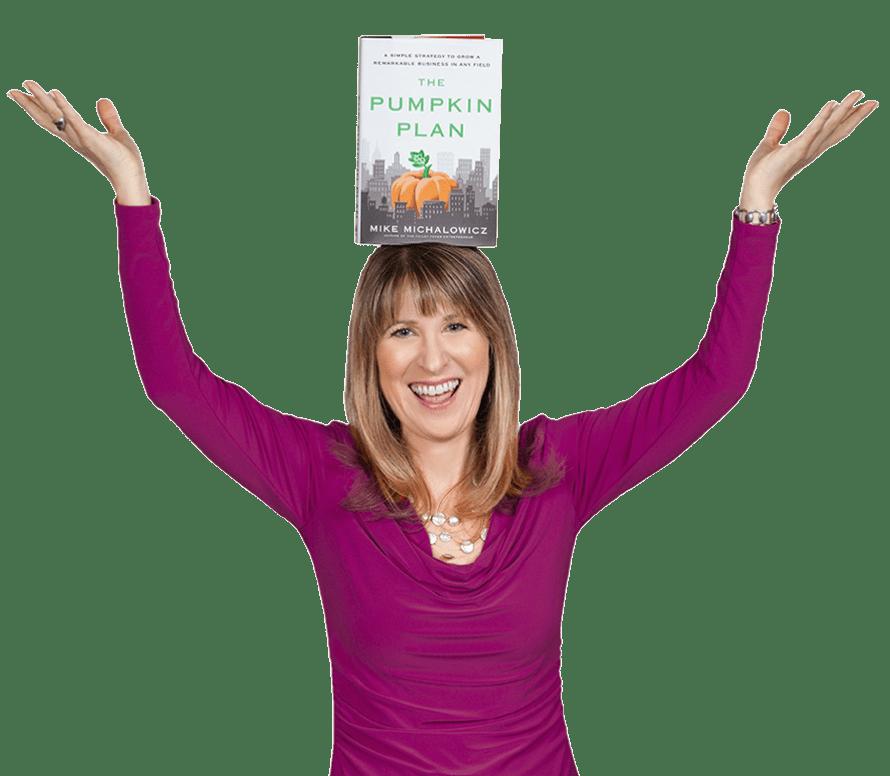 Donna Leyens Pumpkin Planner