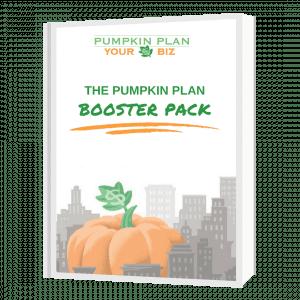 Pumpkin Plan Booster Pack