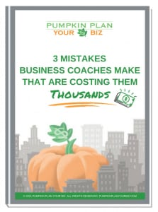 3 mistakes coaches make that are costing them thousands
